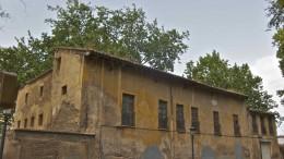 Alquería de la calle del Beato Gaspar Bono. Fotografía de Manuel Carles.