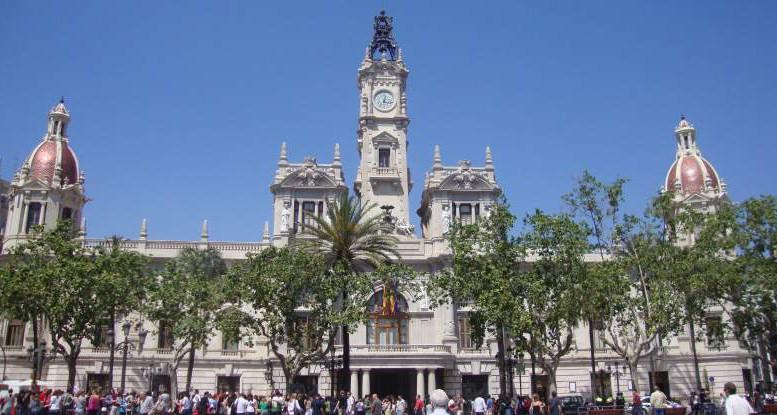 Ayuntamiento de Valencia, investigados