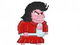 El personaje de la alcaldesa de Valencia, Rita Barberá, del proyecto Rita Attacks.