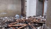 Interior de Bombas Gens tras el incendio. Foto facilitada por EUPV.