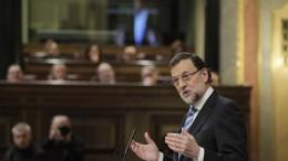 La moción de censura contra Rajoy se debatirá el 31 de mayo y el 1 de junio