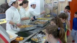 Becas comedor escolar