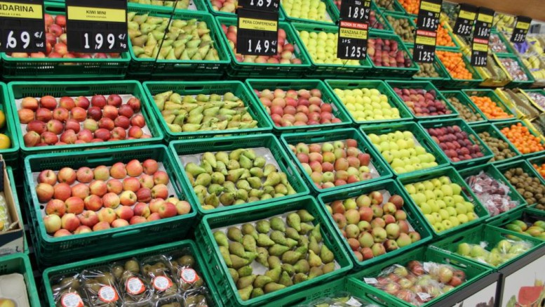 Mercadona Frutas