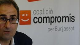 Jordi Sebastià dimite de la ejecutiva de Compromís