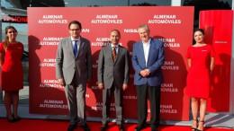 Almenar Automóviles, nombrado nuevo concesionario oficial Nissan en Gandía