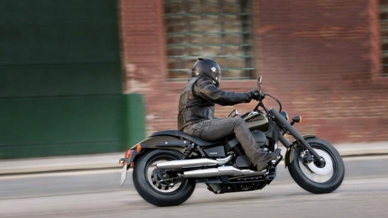 Moto Honda VT750C2B