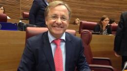Juan Carlos Moragues, delegado del Gobierno en la Comunitat Valenciana