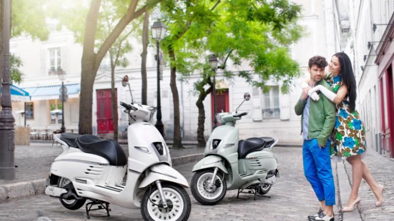 Peugeot Scooters amplía la familia Django