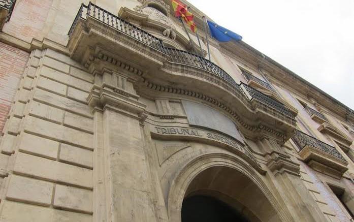 Edificio del TSJCV