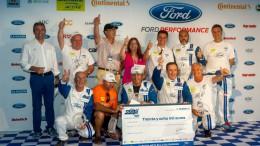 En las 24 Horas Ford se impone el equipo Fundación Apascovi-La Razón