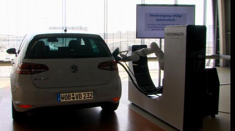 Volkswagen trabaja en el nuevo sistema e-smartConnect de carga