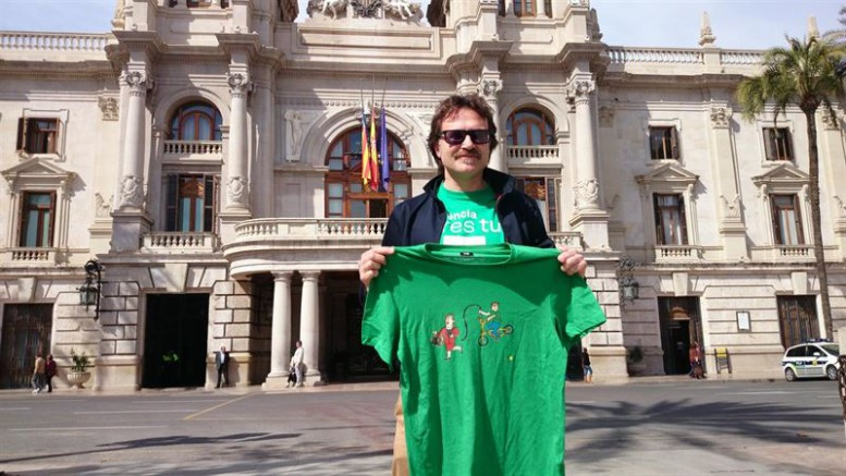 Grezzi Concejal de movilidad del Ayuntamiento de Valéncia