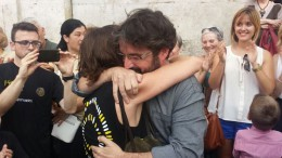 Beatriz Garrote presidenta de victimas del metro