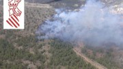 incendio Requena