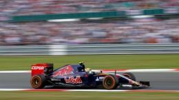 Carlos Sainz en el Gran Premio de Hungría en Hungaroring