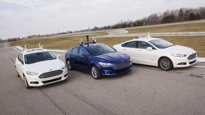 Los conductores Europeos se interesan por las tecnologías semiautónomas según un estudio de Ford