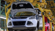 La planta de Ford en Almussafes produce 193.000 vehículos en los primeros seis meses de 2015