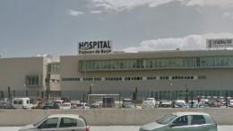El Hospital de Gandía San Francesc de Borja