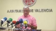 Joan Ribó, alcalde de Valencia