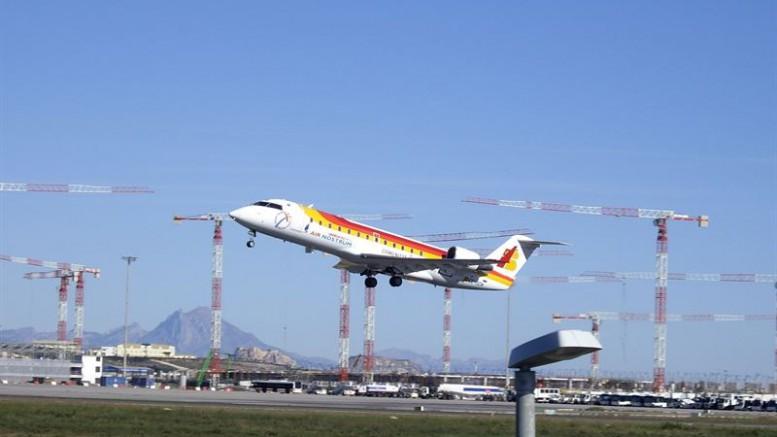 L'Altet, sexto aeropuerto en movimientos