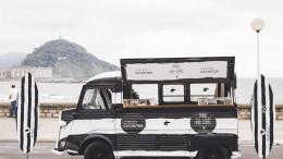 Citroën protagonista de la fiebre de los Food Trucks en España