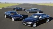 BMW Serie 7, seis generaciones de innovaciones y éxitos durante casi 40 años