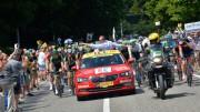 Skoda, una vez más el coche de la Vuelta