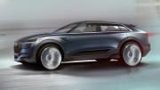Audi quattro e-tron concept tendrá 500 km de autonomía