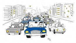 Goodyear y la London School of Economics revelan las siete personalidades al volante en carreteras europeas