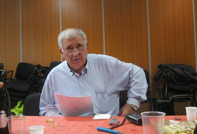 Ramón Mampel, secretario general de la Unió de Llauradors