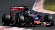 Carlos Sainz en el Gran Premio de Spa-Francorchamps