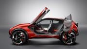 Nissan Gripz Concept: El crossover deportivo más radical