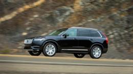 El Volvo XC90 recibe cinco estrellas Euro NCAP