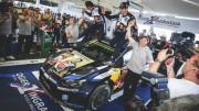 Sébastien Ogier y Volkswagen son tricampeones del mundo de rallyes