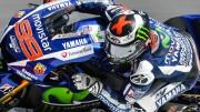 Lorenzo, mejor tiempo en MotoGP™