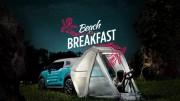 """""""Beach & Breakfast"""": Concurso para disfrutar de un fin de semana del Citroën Cactus M"""