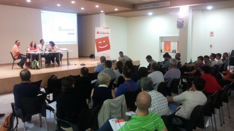 Manifiesto para solicitar más democracia participativa en Compromís