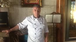 Cocinero Julián García