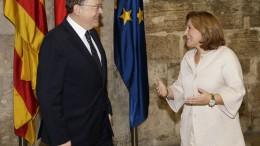 Isabel Bonig denuncia que el bipartito rechaza comparecer en Les Corts