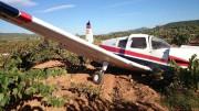 Accidente de avioneta en Requena
