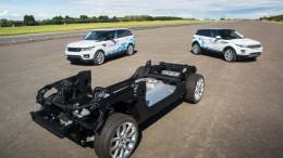 Jaguar Land Rover desvela sus investigaciones para reducir emisiones en CENEX