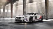 BMW presenta el M6 GT3 en Fráncfort IAA 2015