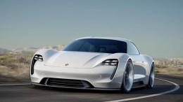 Porsche Mission E: 600 CV, 500 kilómetros de autonomía, 15 minutos de carga