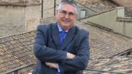 Enric Esteve, president de Lo Rat Penat