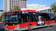 El transporte público en España es un 30% más barato que en la media de la UE
