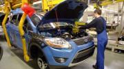 España fabrica 264.718 vehículos en julio