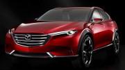 El Mazda KOERU debuta en el Salón de Frankfurt: Un SUV poderoso y refinado