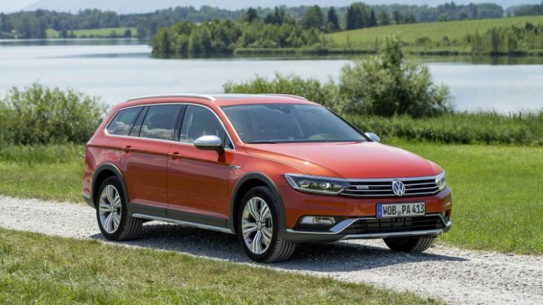 Nuevo Volkswagen Passat Alltrack: Para todos los terrenos
