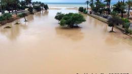 Inundaciones Orihuela