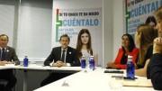 Rajoy. Campaña contra la viokencia de género